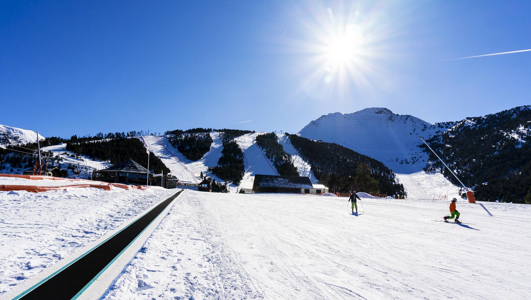 Espot Esquí © Marc Gasch