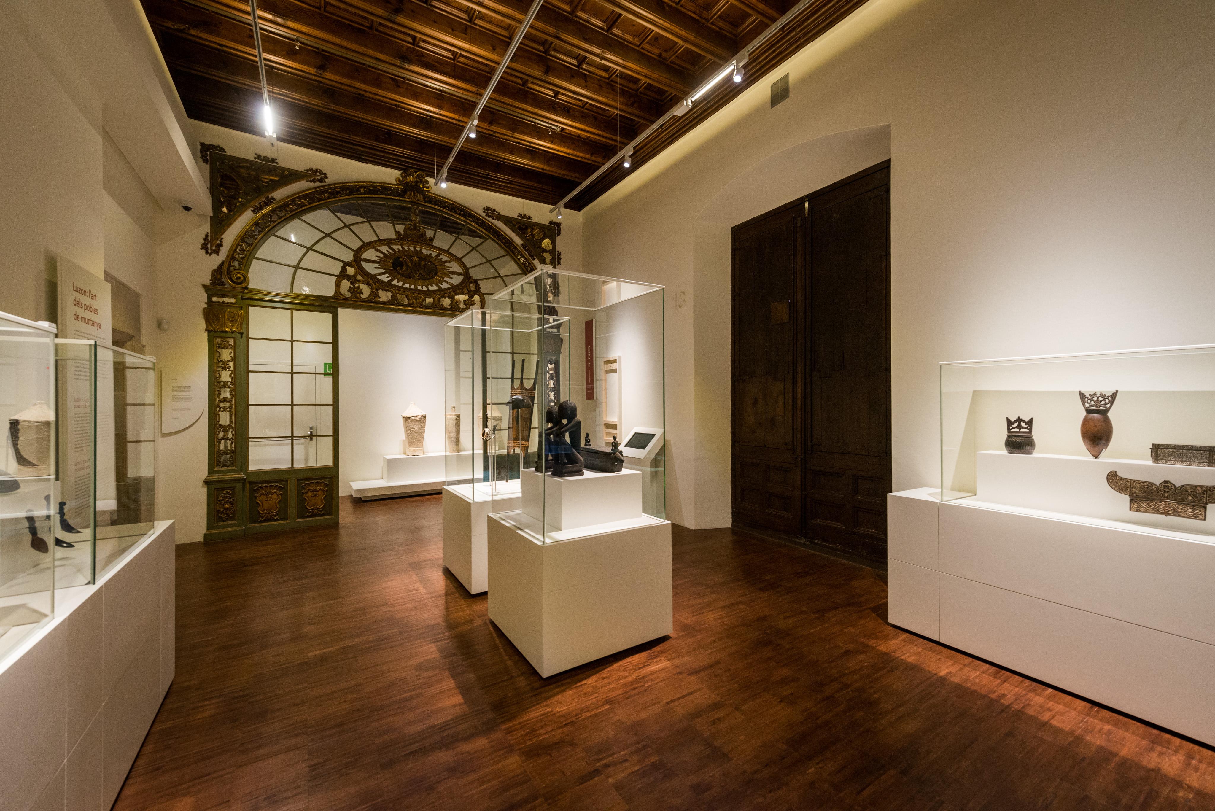 Musée des Cultures du Monde de Barcelone