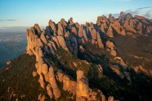 Les Aiguilles de Montserrat