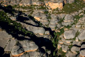 Reliefs du Montsant