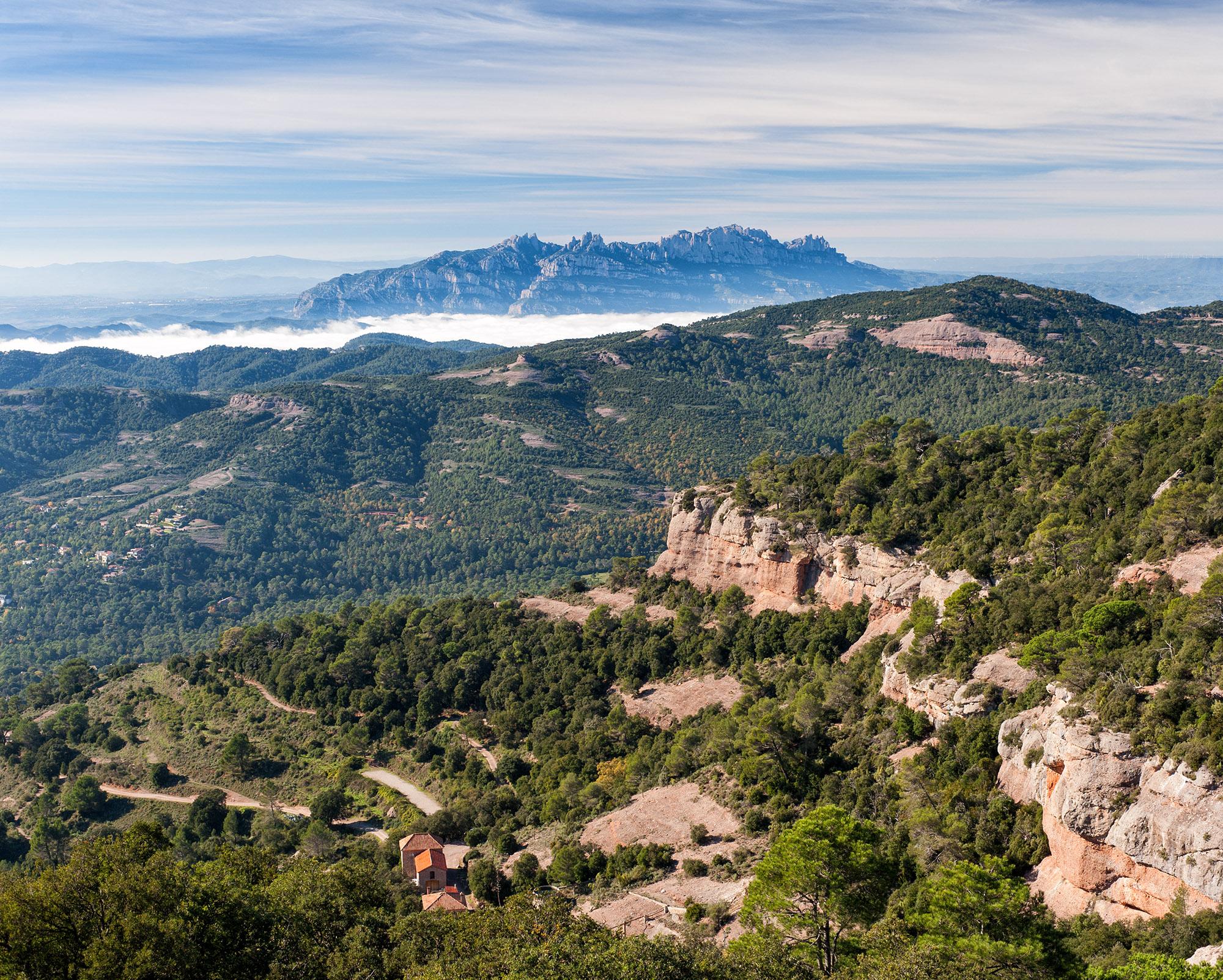 Parc Natural de Sant Llorenç del Munt i l'Obac