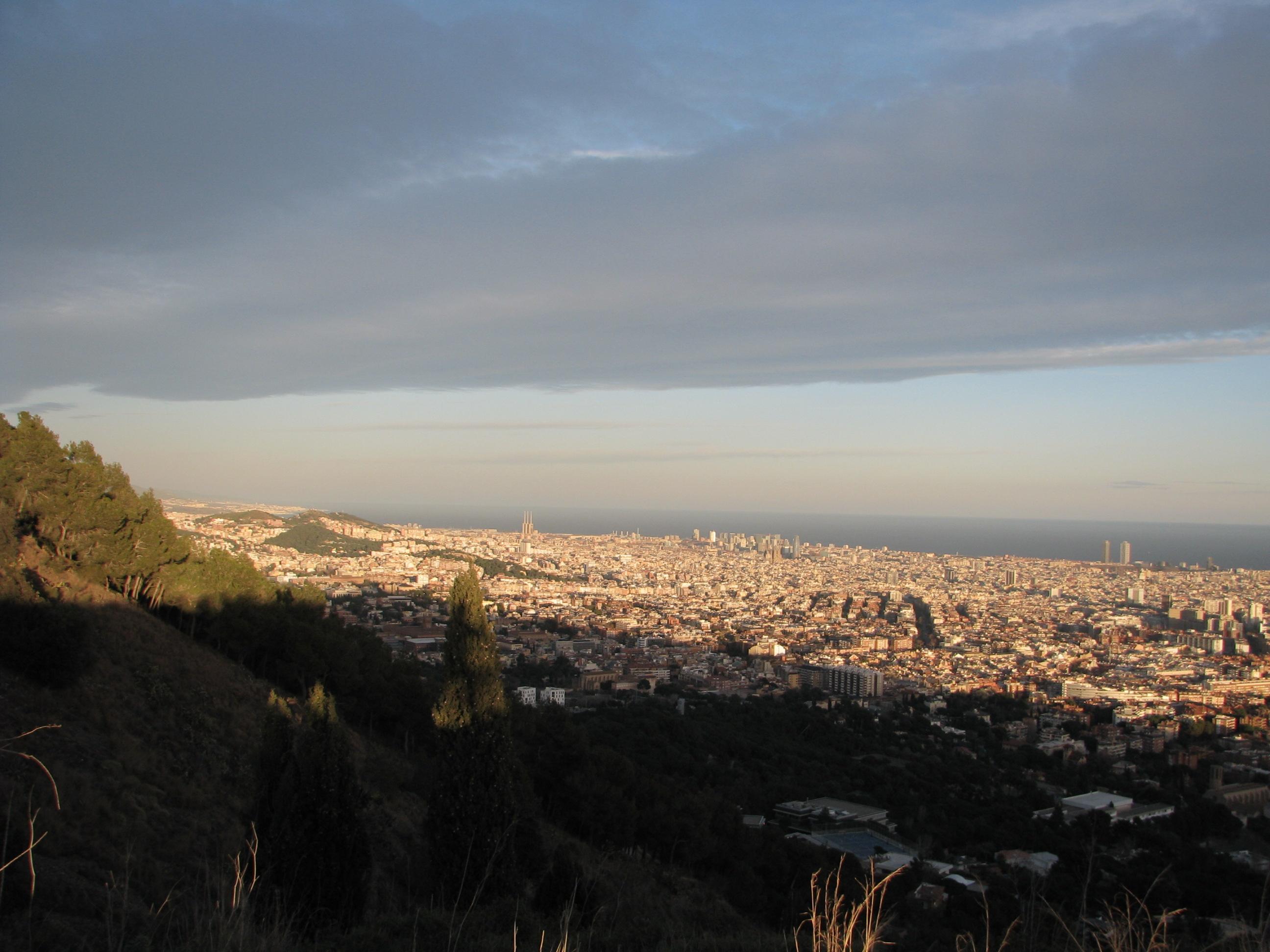 Naturalwalks à Barcelone