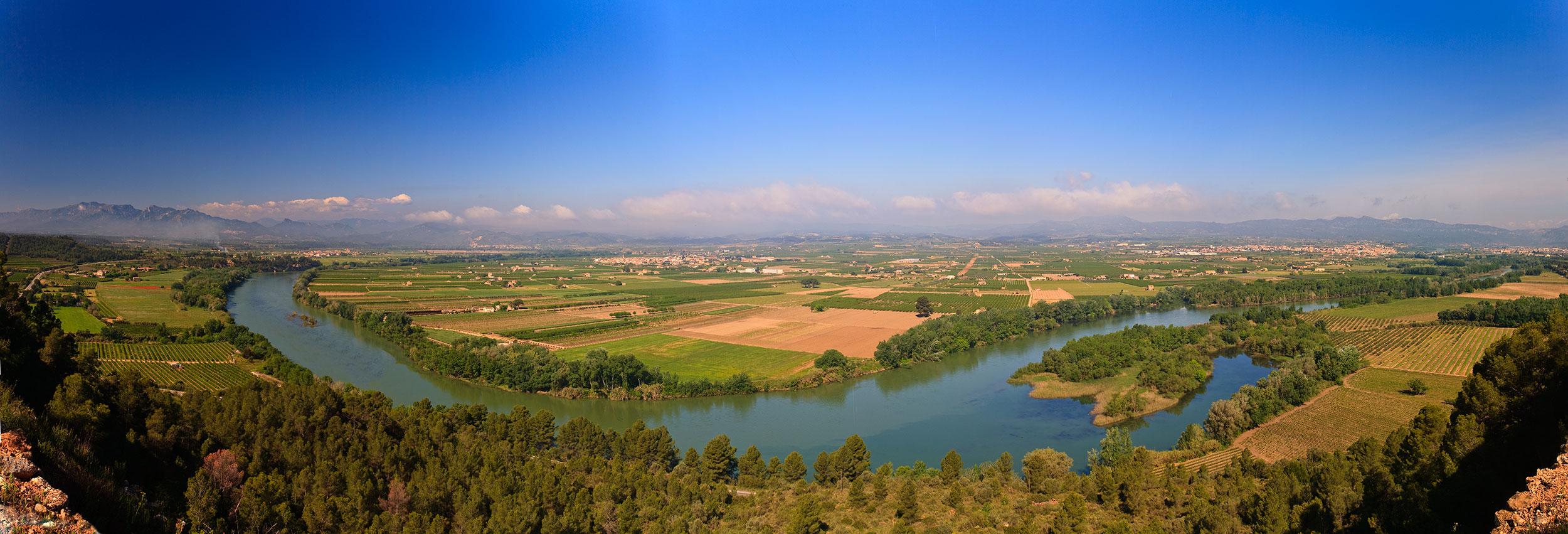 Les Illes de la rivière de l'Ebre - ©Patronat de Turisme de la Diputació de Tarragona-Terres de l'Ebre