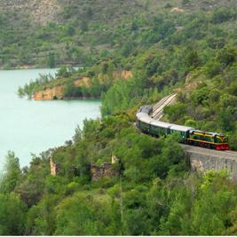 Le Train des Lacs : une expérience unique au cœur des Terres de Lleida