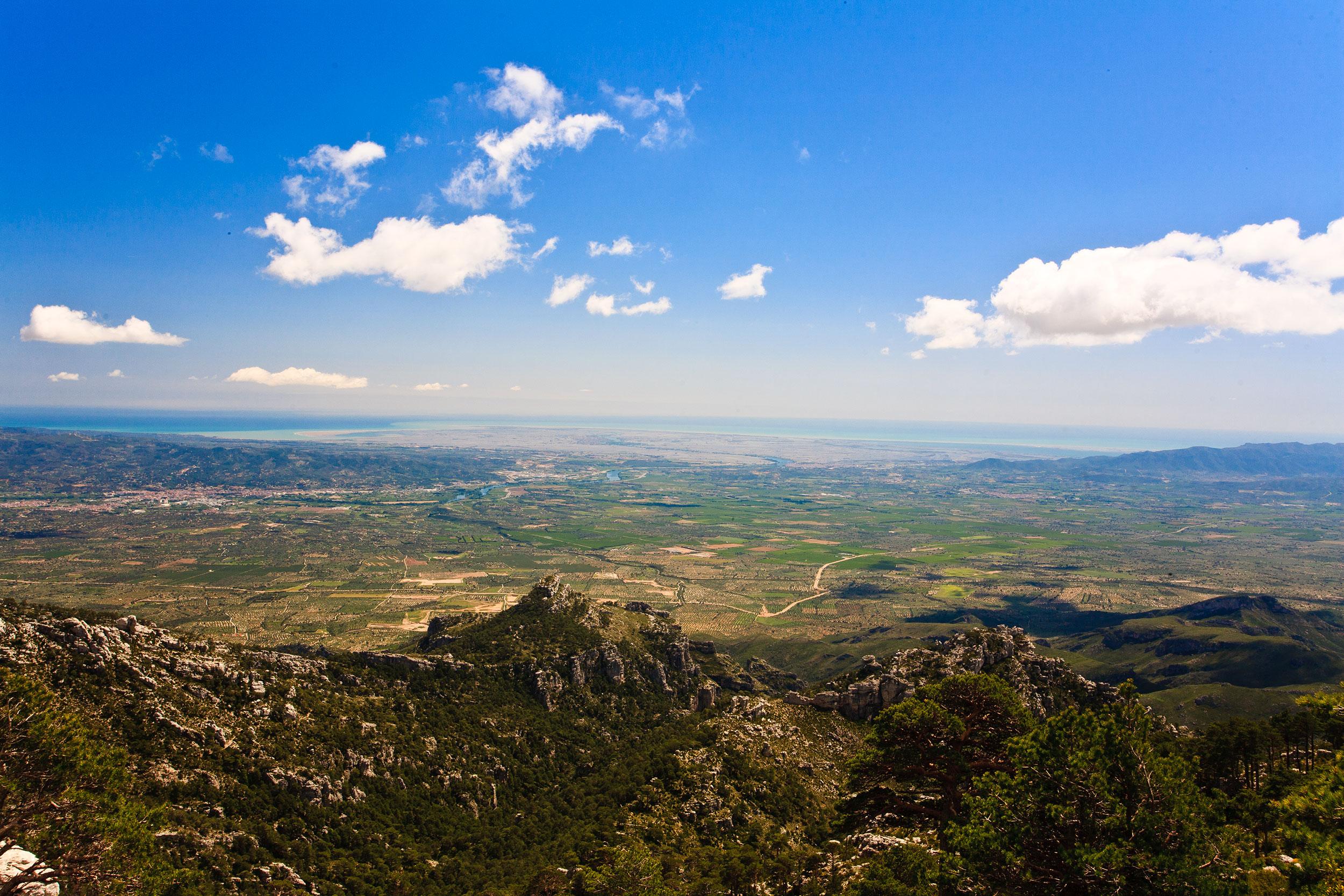 Vall de l'Ebre - ©Patronat de Turisme de la Diputació de Tarragona-Terres de l'Ebre