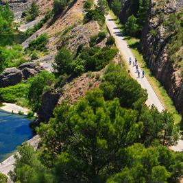 Cyclotourisme : les Voies Vertes de Catalogne