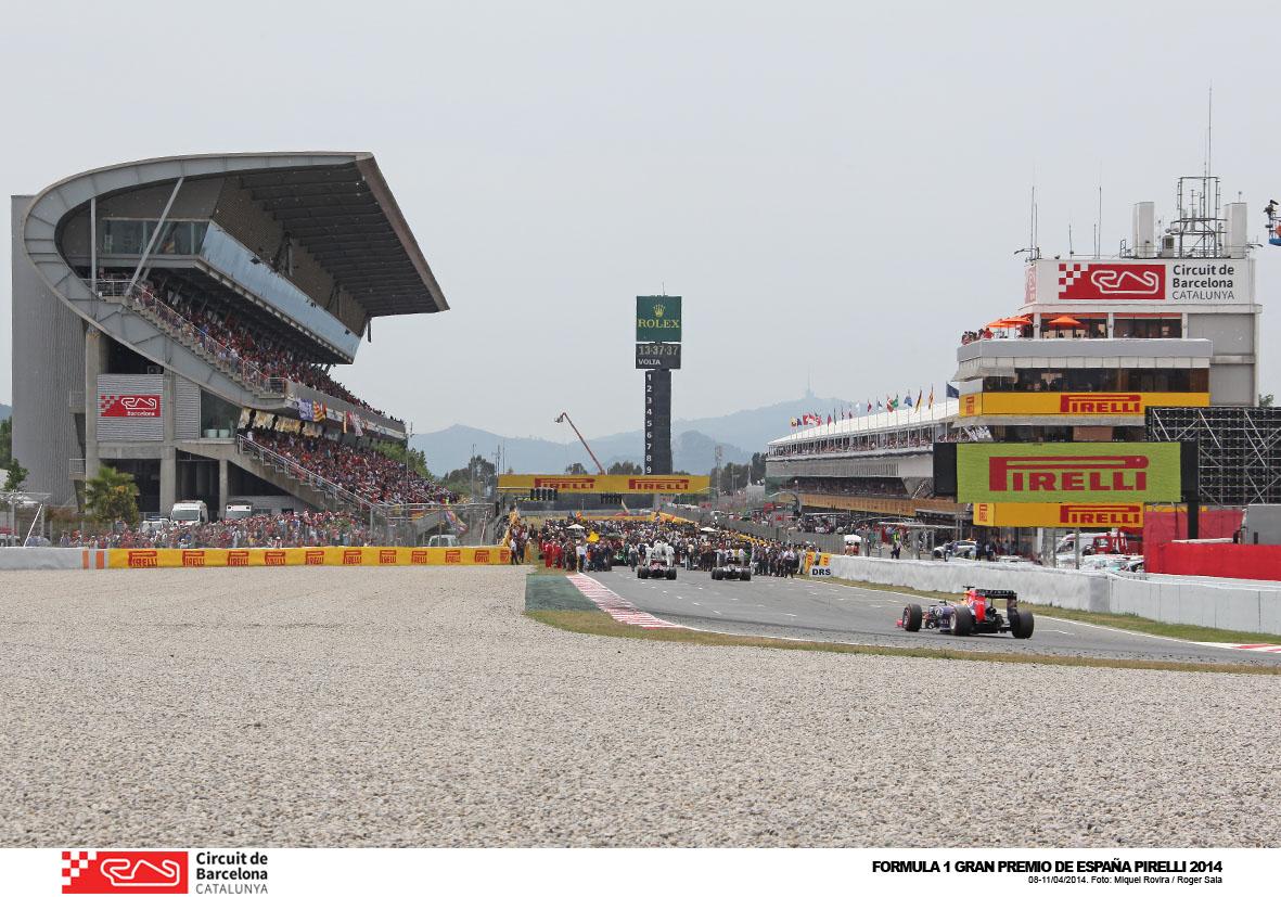 Grand Prix d'Espagne Formule 1
