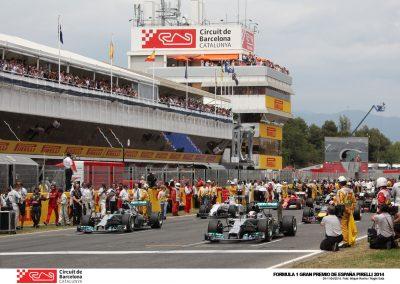 Le Grand Prix d'Espagne de Formule 1, édition 2017