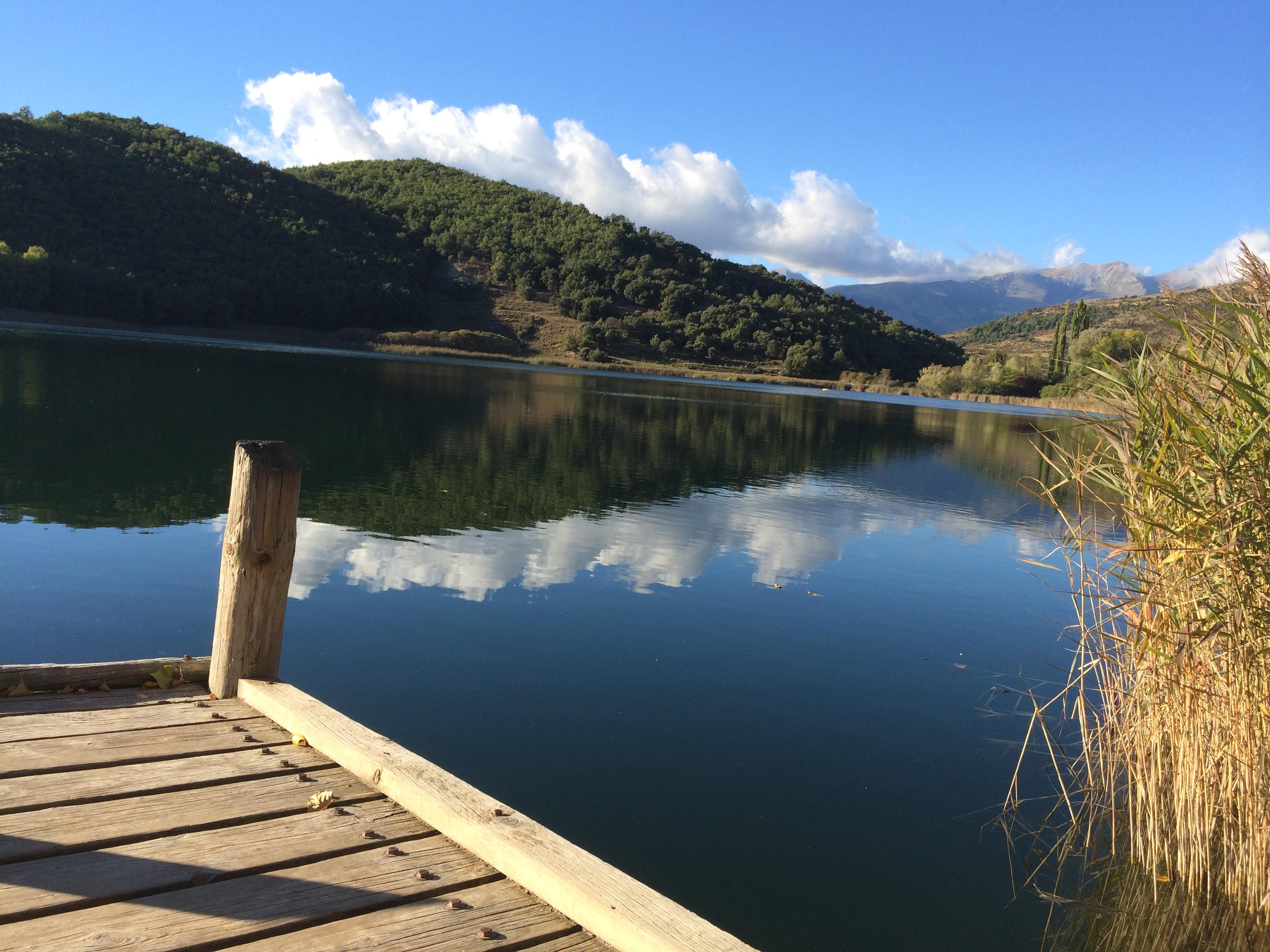 El Cinquè Llac - La cinquième étendue d'eau de la route des lacs.