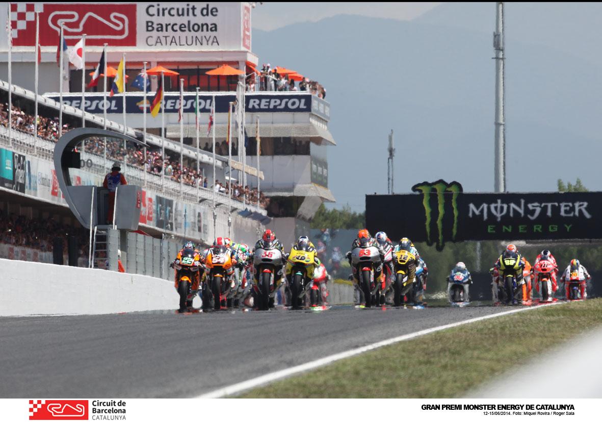 Grand Prix moto Catalogne