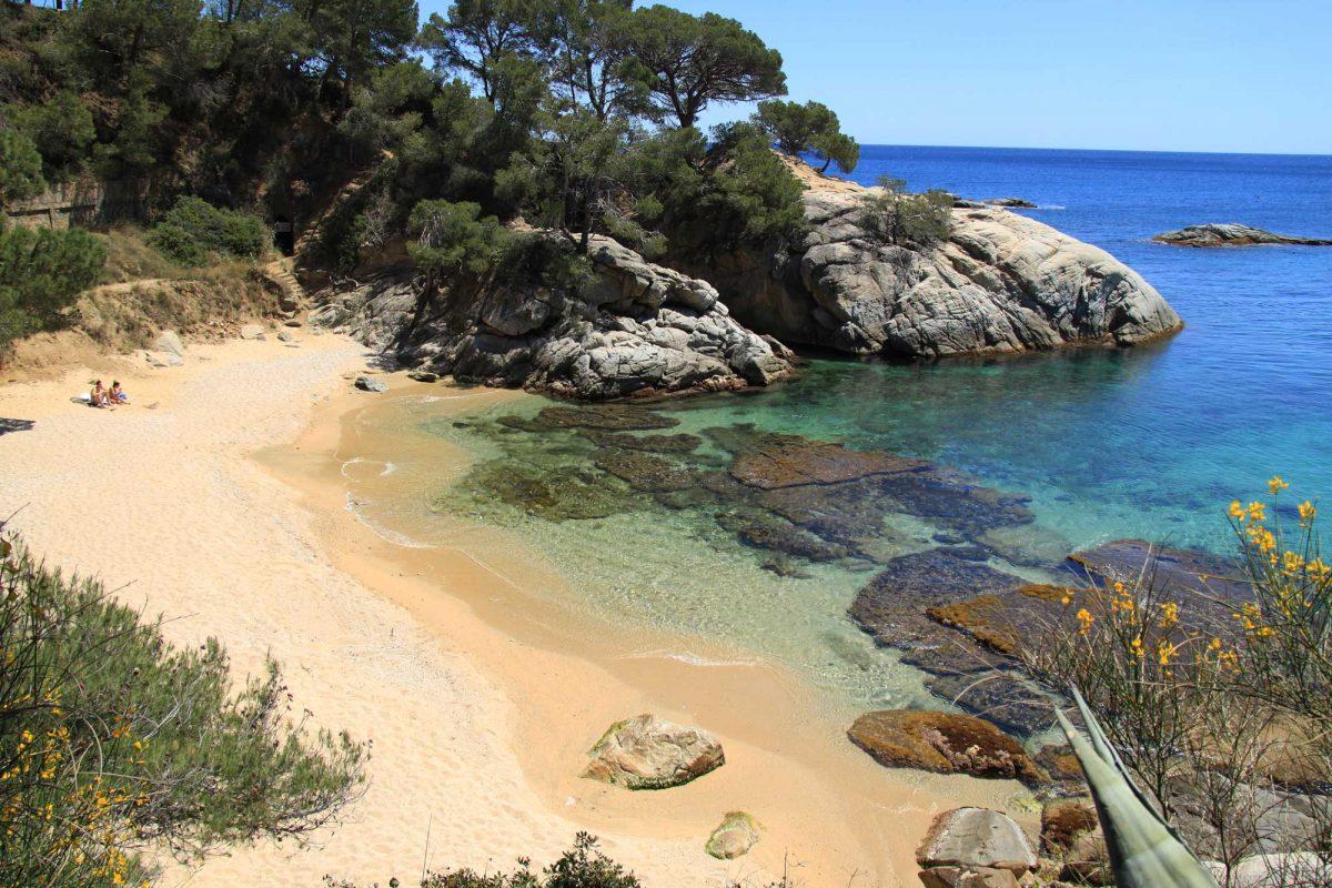 Randonnée sur le Camí de Ronda, chemin côtier de la Costa Brava