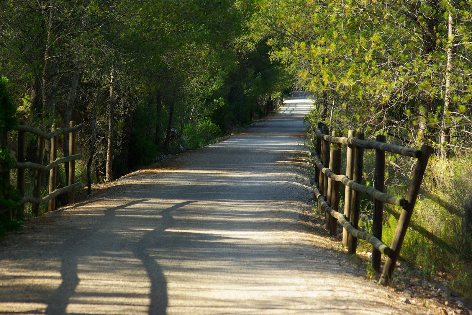 Via Verda Val de Zafán