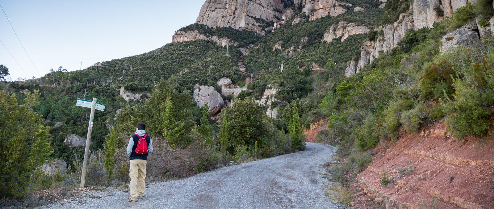 Le Chemin Ignacien, la traversée à pied de la Catalogne