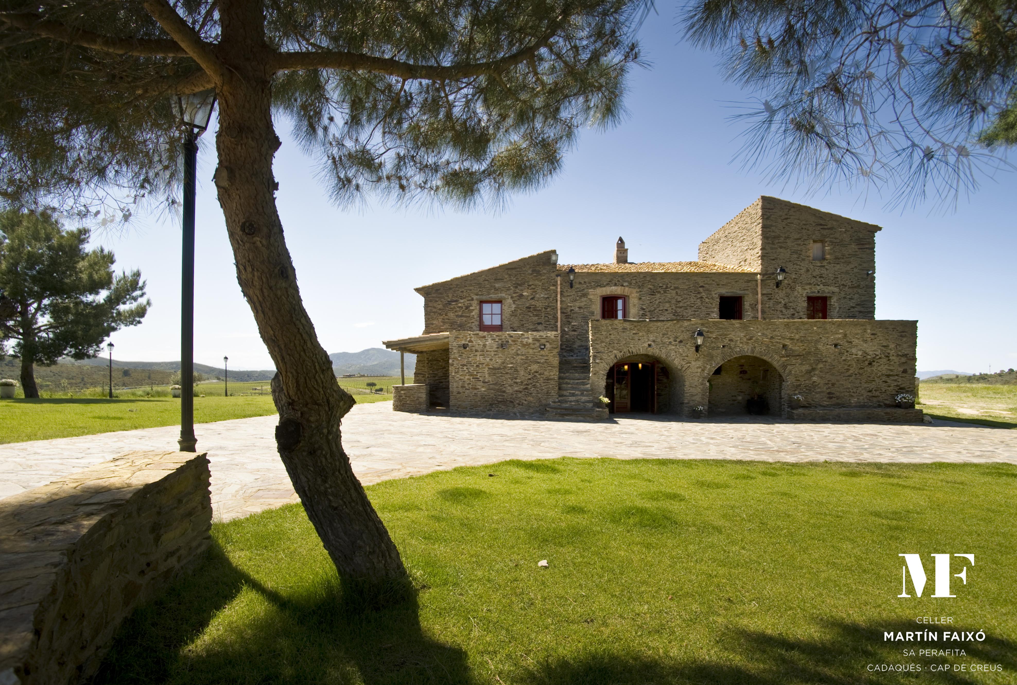Cave à vin Martin Faixó