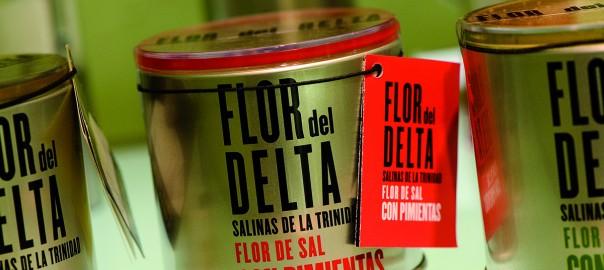 Flor de sal, Delta de l'Ebre
