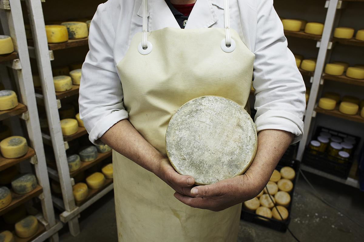 Obrador de formatge. Altron