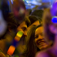 Festes de Gràcia, Pl. Rovira i Tries © Gemma Miralda