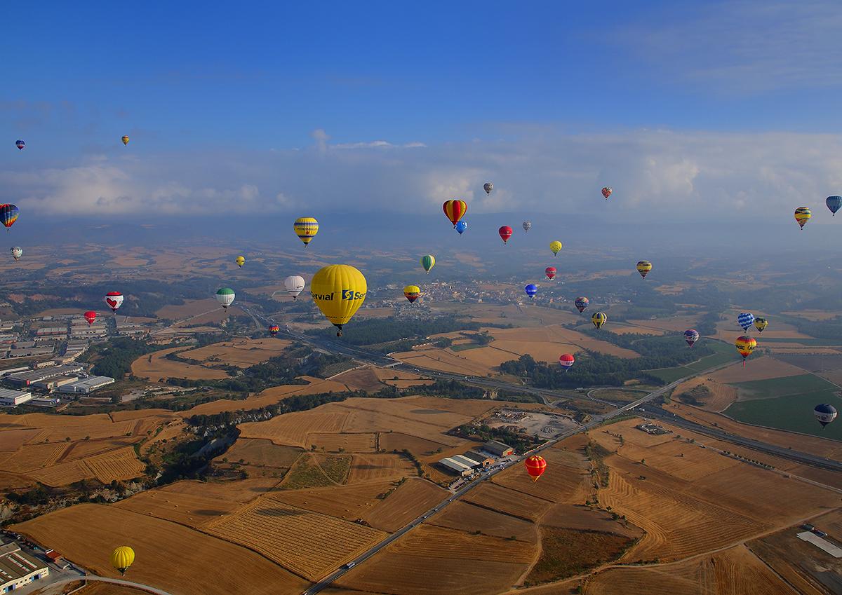 European Balloon Festival, Igualada
