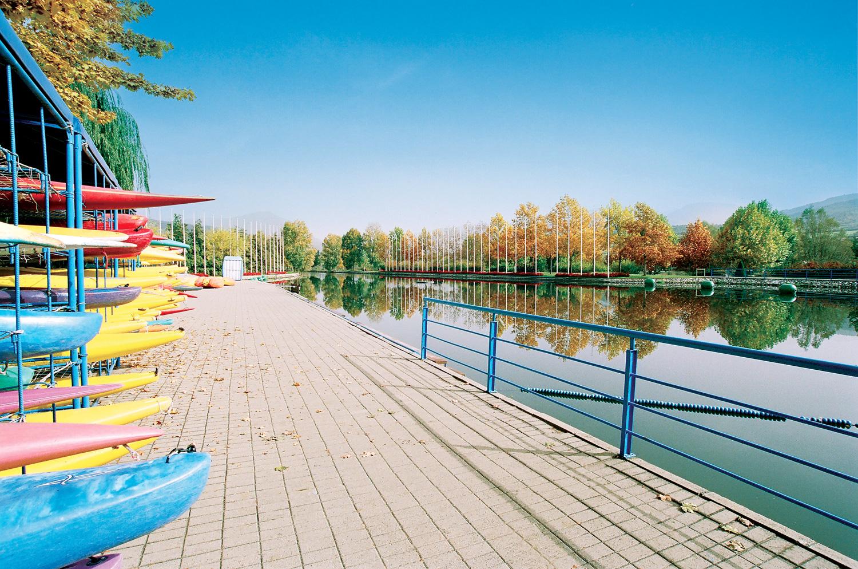 Parc Olimpic Seu d'Urgell © Foto-tècnia fotògrafs