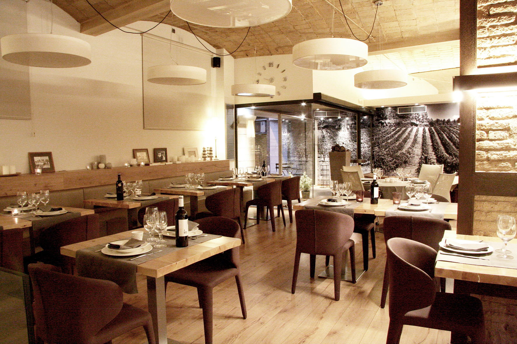Restaurant Canonge - Ampans