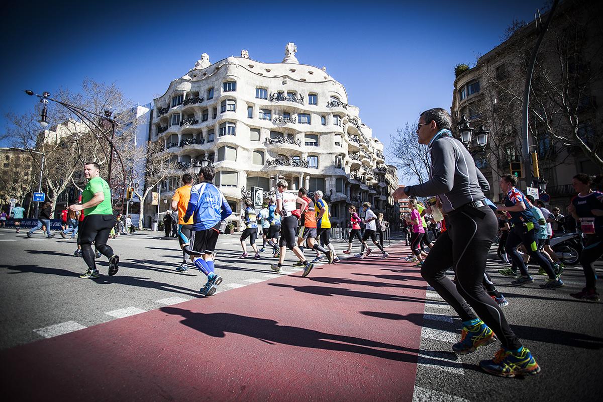 Zurich MaratóBarcelona