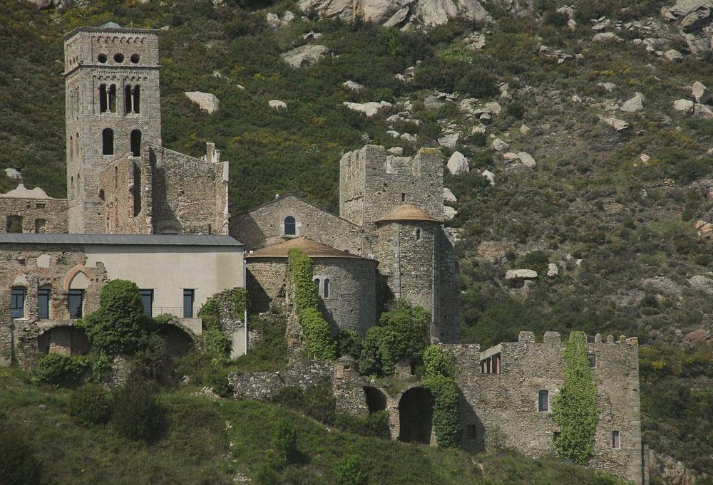 Monastère de Sant Pere de Roda, © Joan Ggk