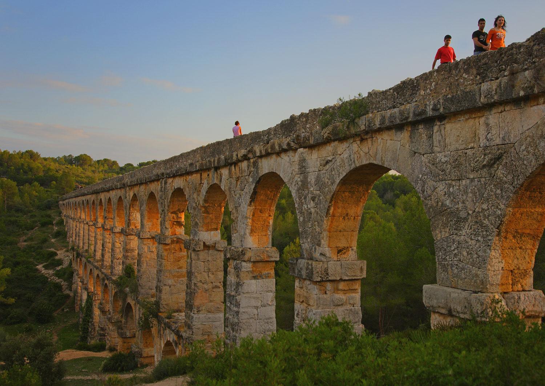 Pont del Diable, Tarragona © Lluís Carro