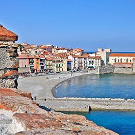 Sur la route de Collioure - Cadaquès