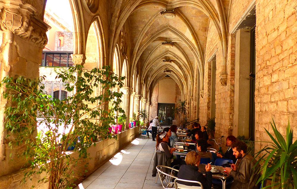Bar del Convent de Sant Agustí © David Bordas