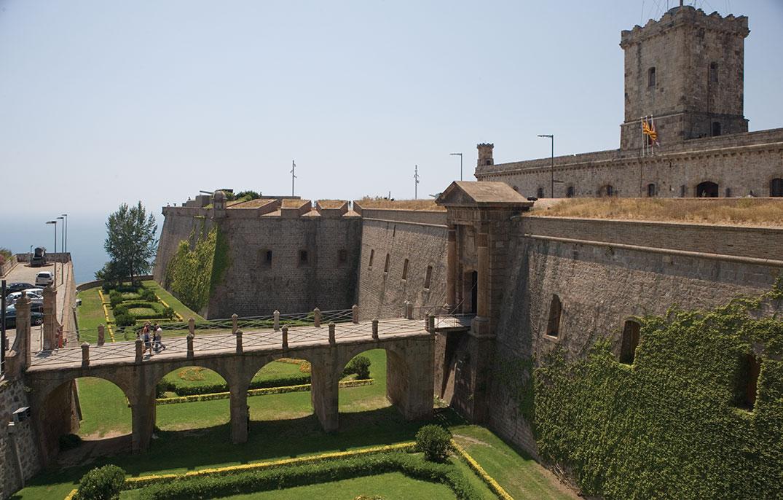 Castell de Montjuïc © Nano Cañas