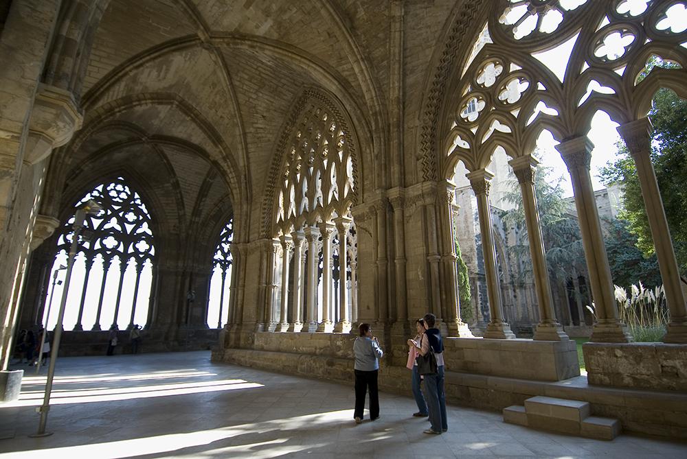 Claustre, Seu Vella, Lleida