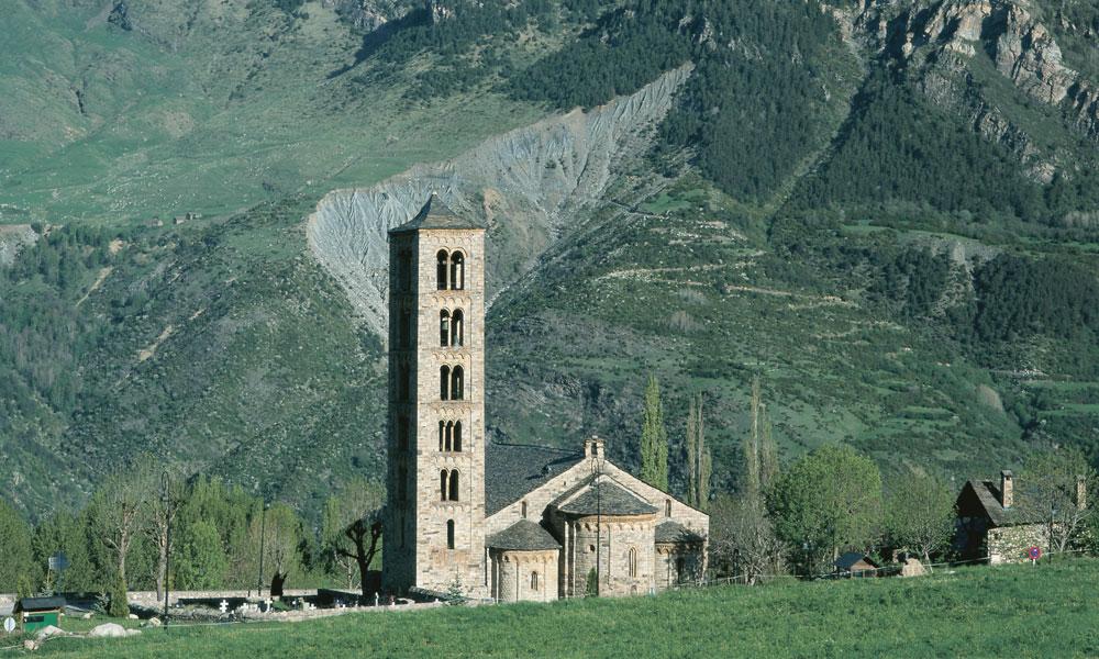 Eglise de Sant Climent de Taüll © Imagen M.A.S.