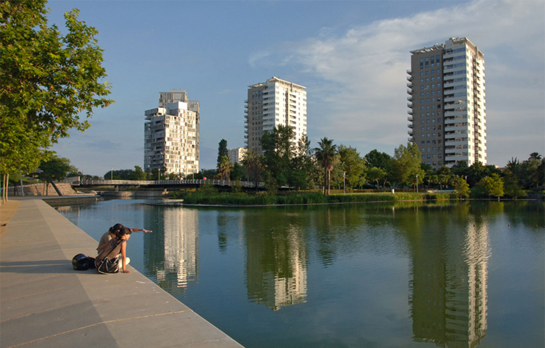 Poblenou Parc Diagonal Mar @ Turisme de Barcelona