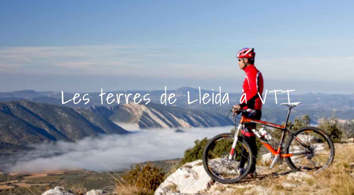 VTT en Terres de Lleida