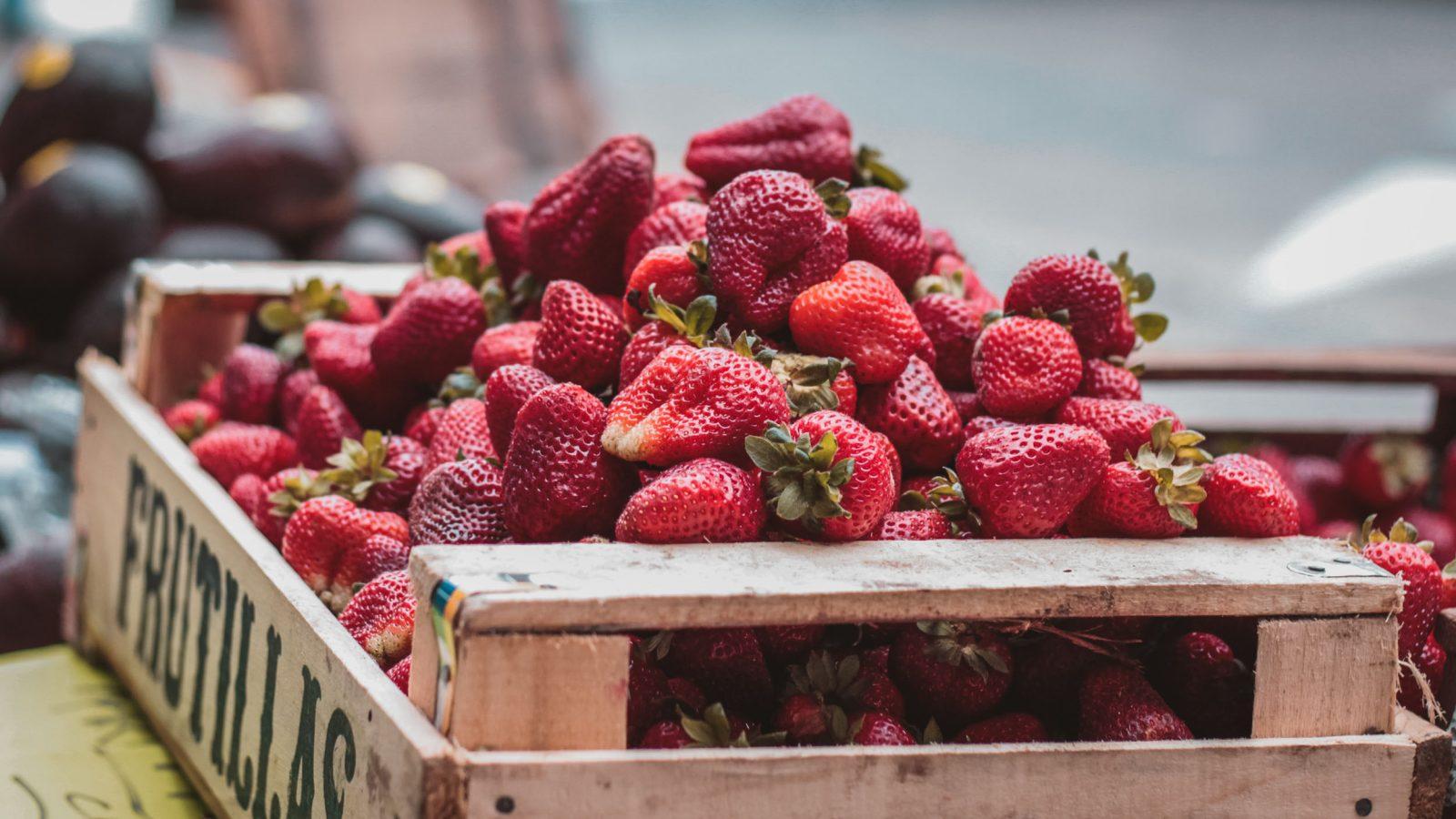 5 Recettes de fraises du Maresme
