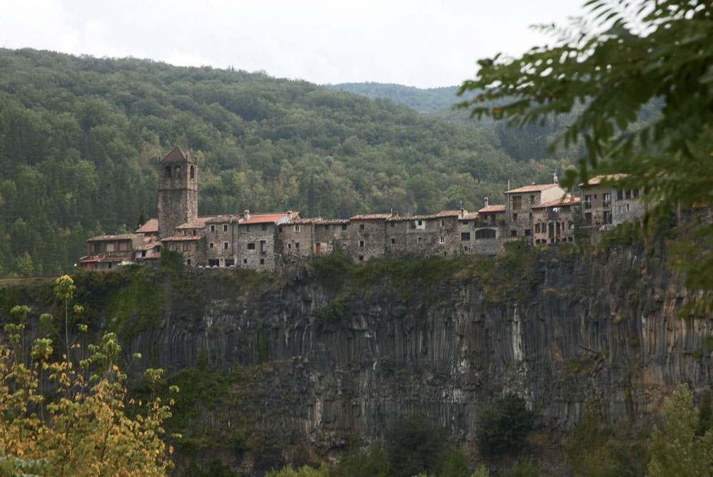 Castellfollit de la Roca © Cablepress