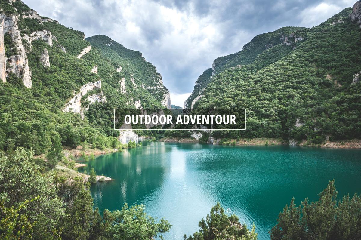 Aventure dans les Pyrénées Catalanes avec Outdoor Adeventour