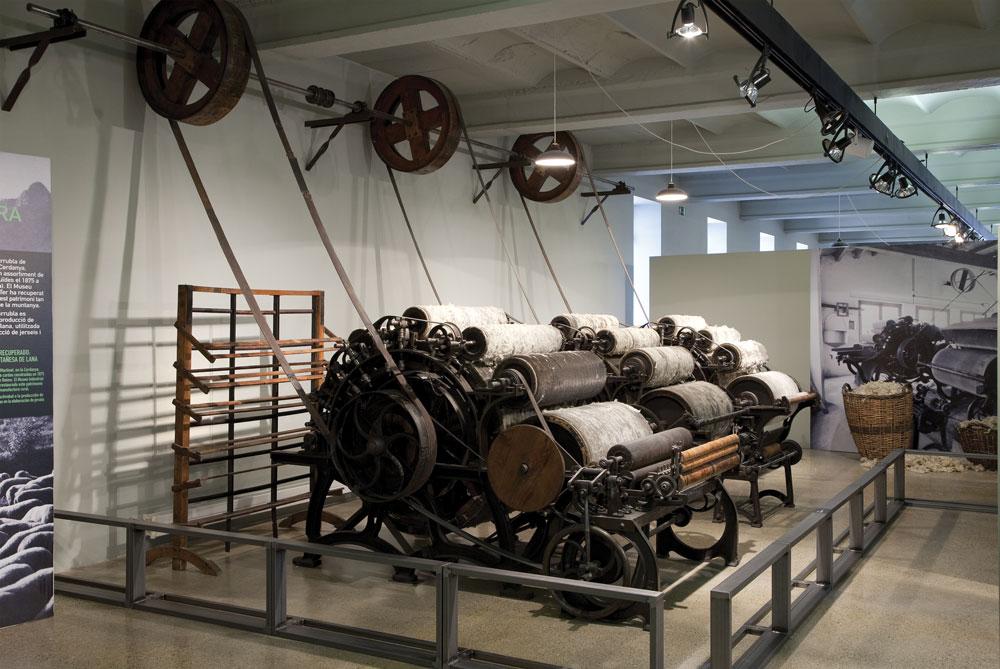 Museu Industrial del Ter © Imagen M.A.S.