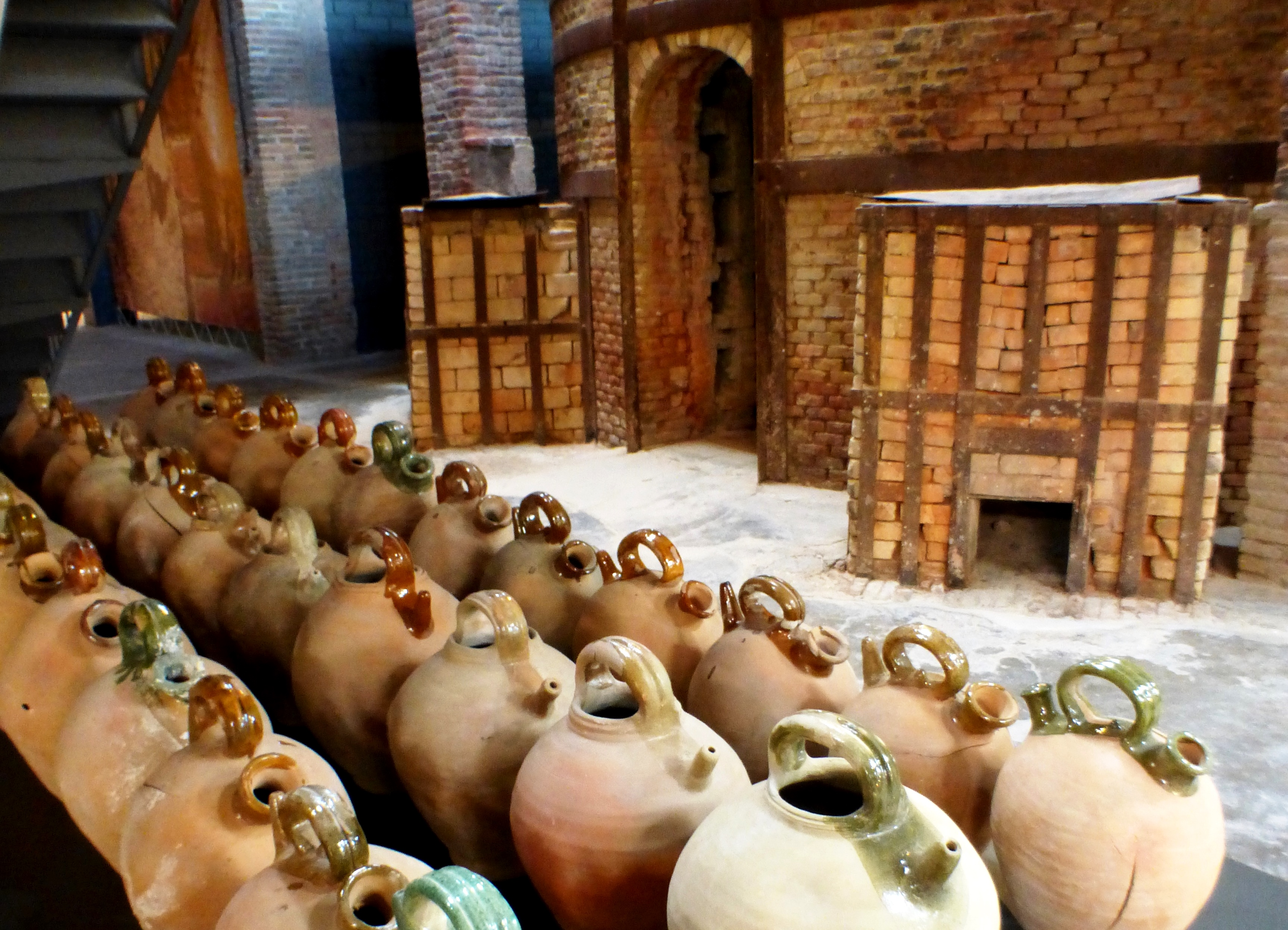 Cantirs i forn © Terracotta Museu