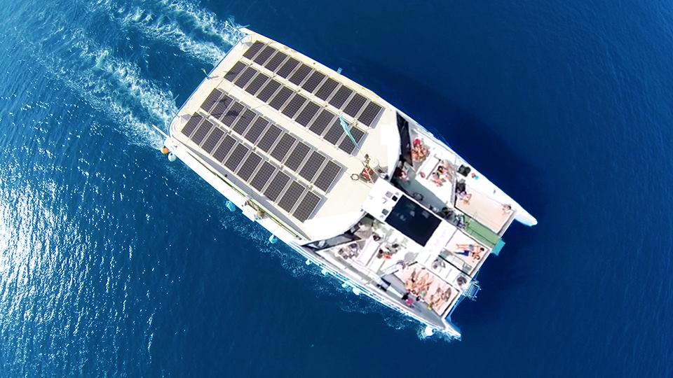 Eco Slim © Barcelona Naval Tours