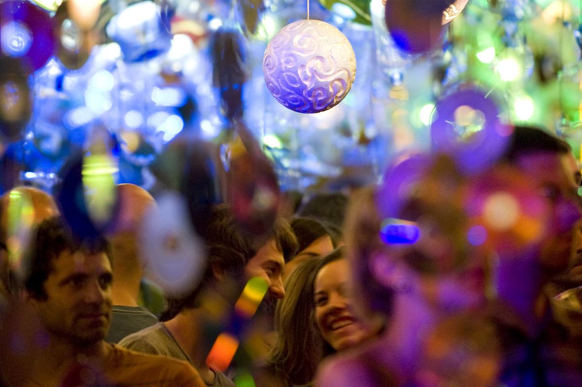 Festes de Gracia, Pl. Rovira i Tries © Gemma Miralda