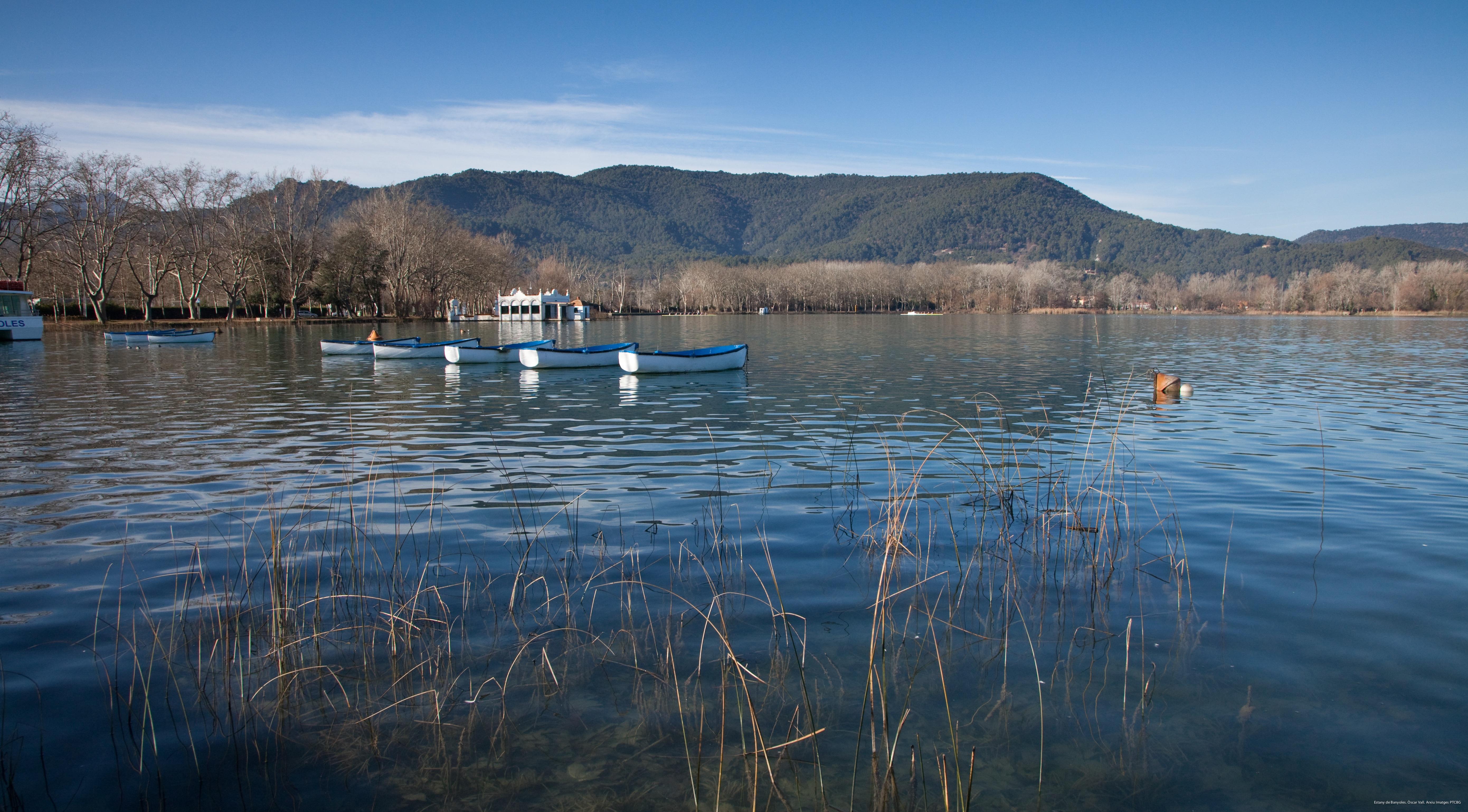 Lac de Banyoles © Oscar Vall - PTCBG