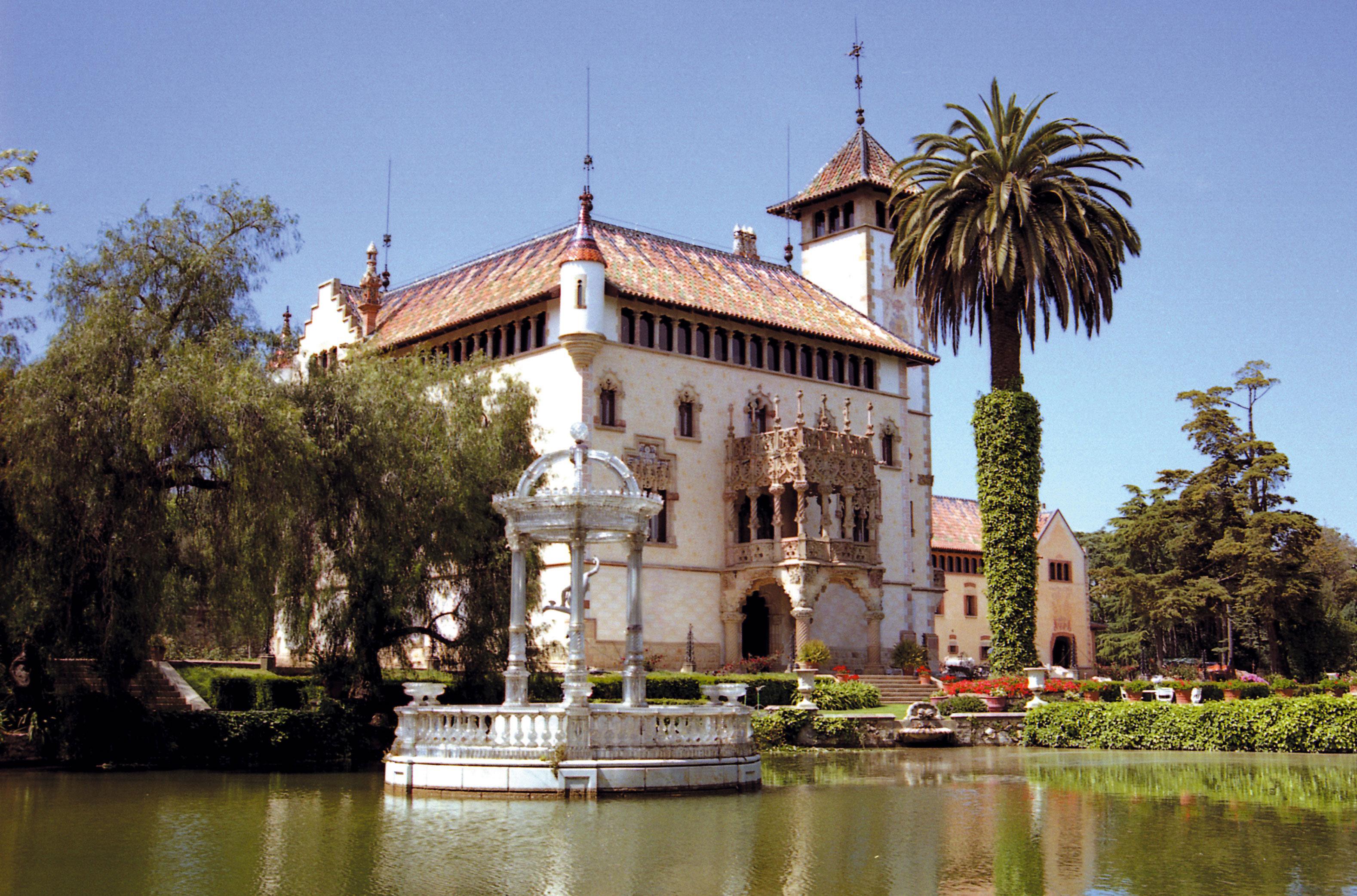 Casa Gari, à Argentona © Consorci del Maresme