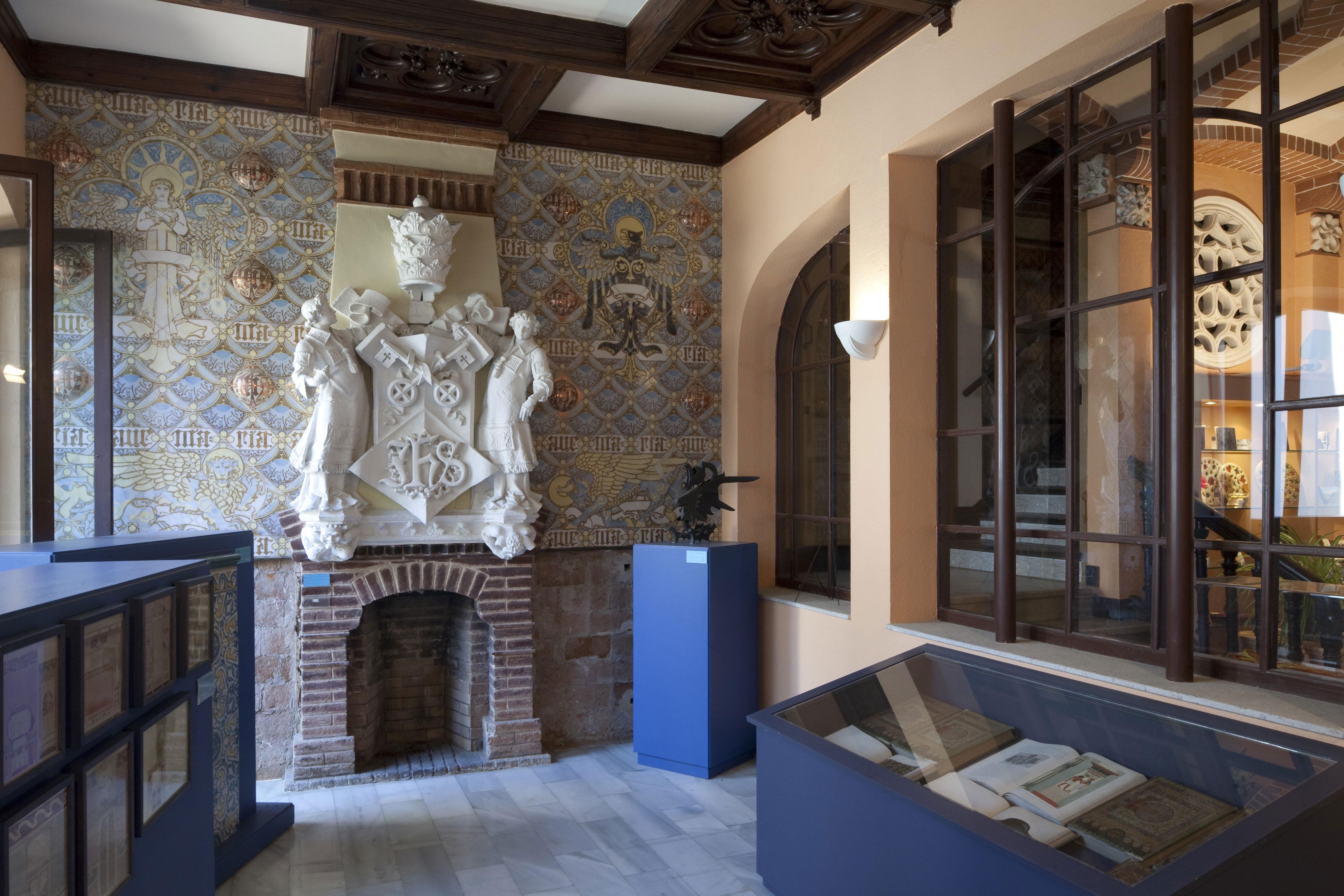 Casa Museu Modernista Domènech i Montaner, Canet de Mar © Imagen M.A.S (1)