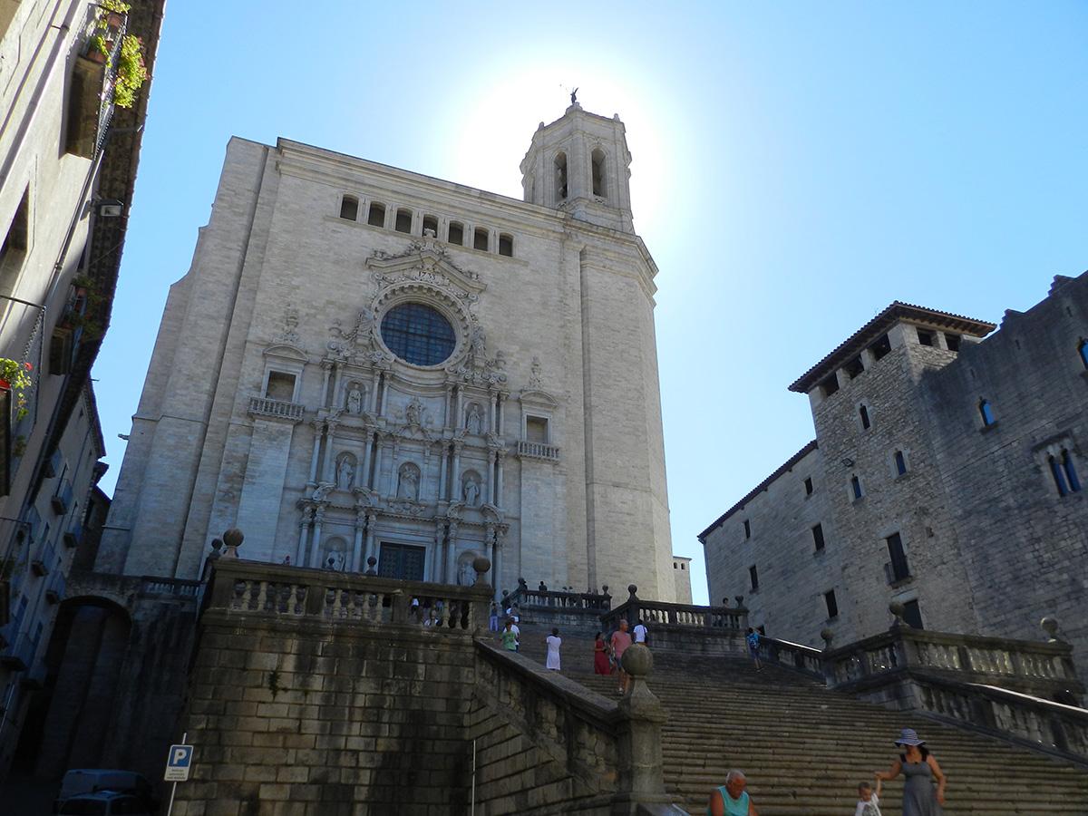 Cathédrale de Gérone © Agnès Julia