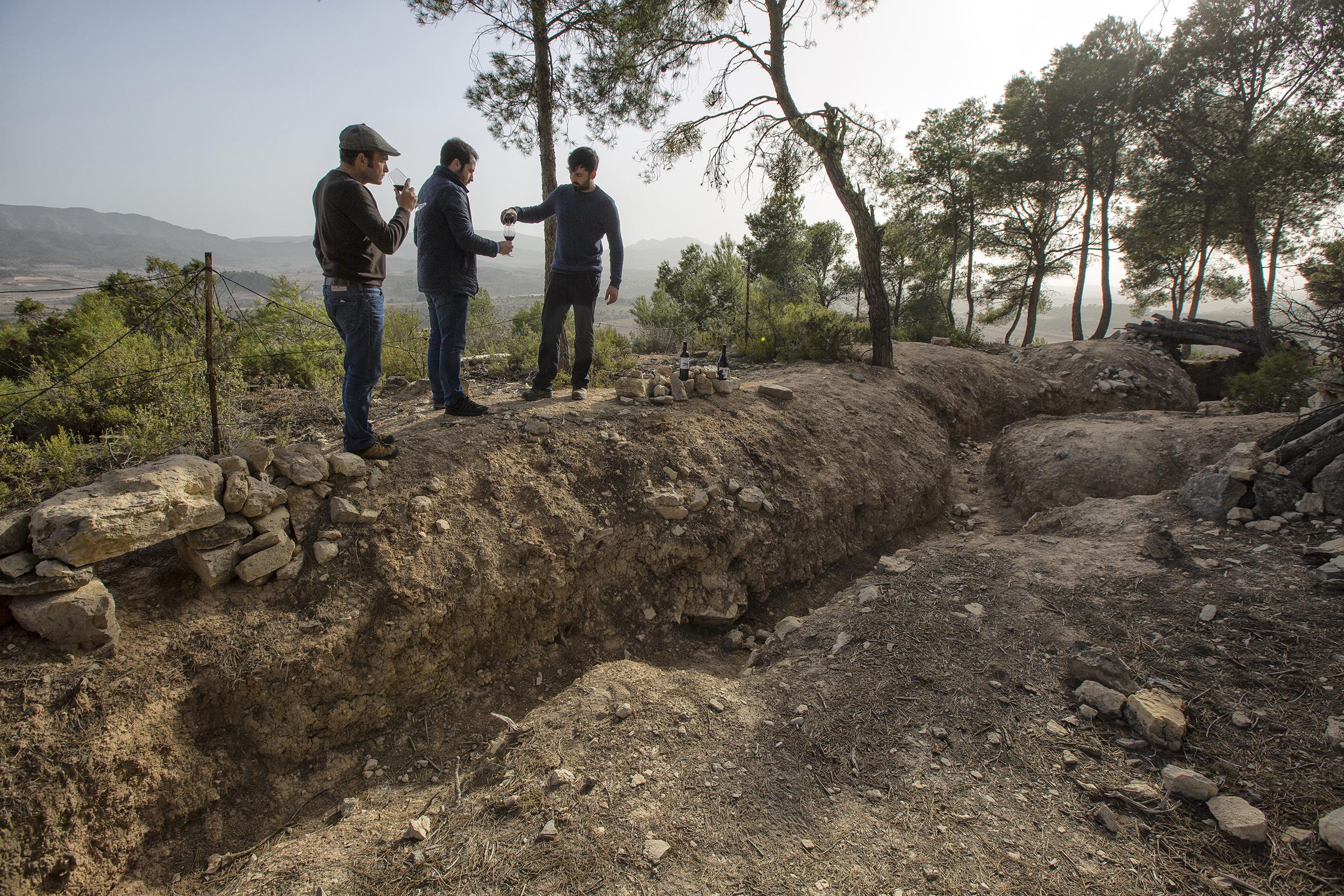 Cave Frisach © Patronat de Turisme de les Terres de l'Ebre