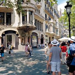 BCN Shopping Line © Turisme de Barcelona