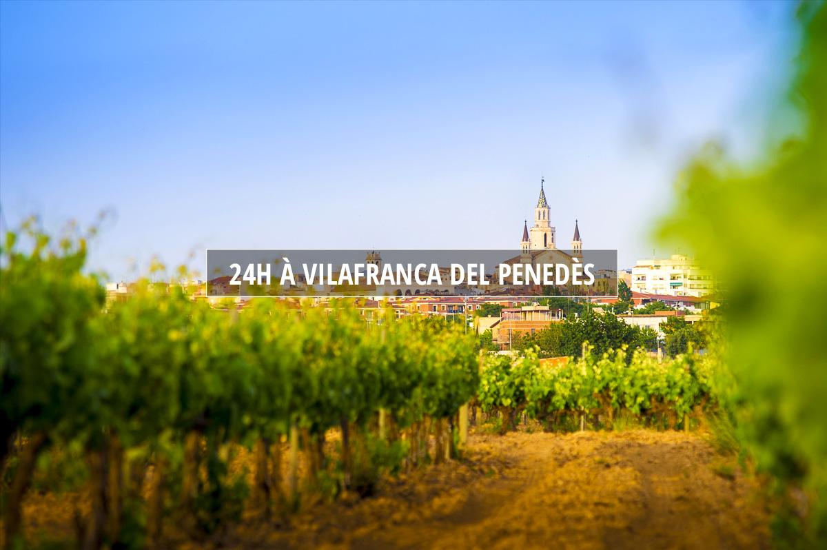 © Servei Promoció Turística - Ajuntament de Vilafranca del Penedès