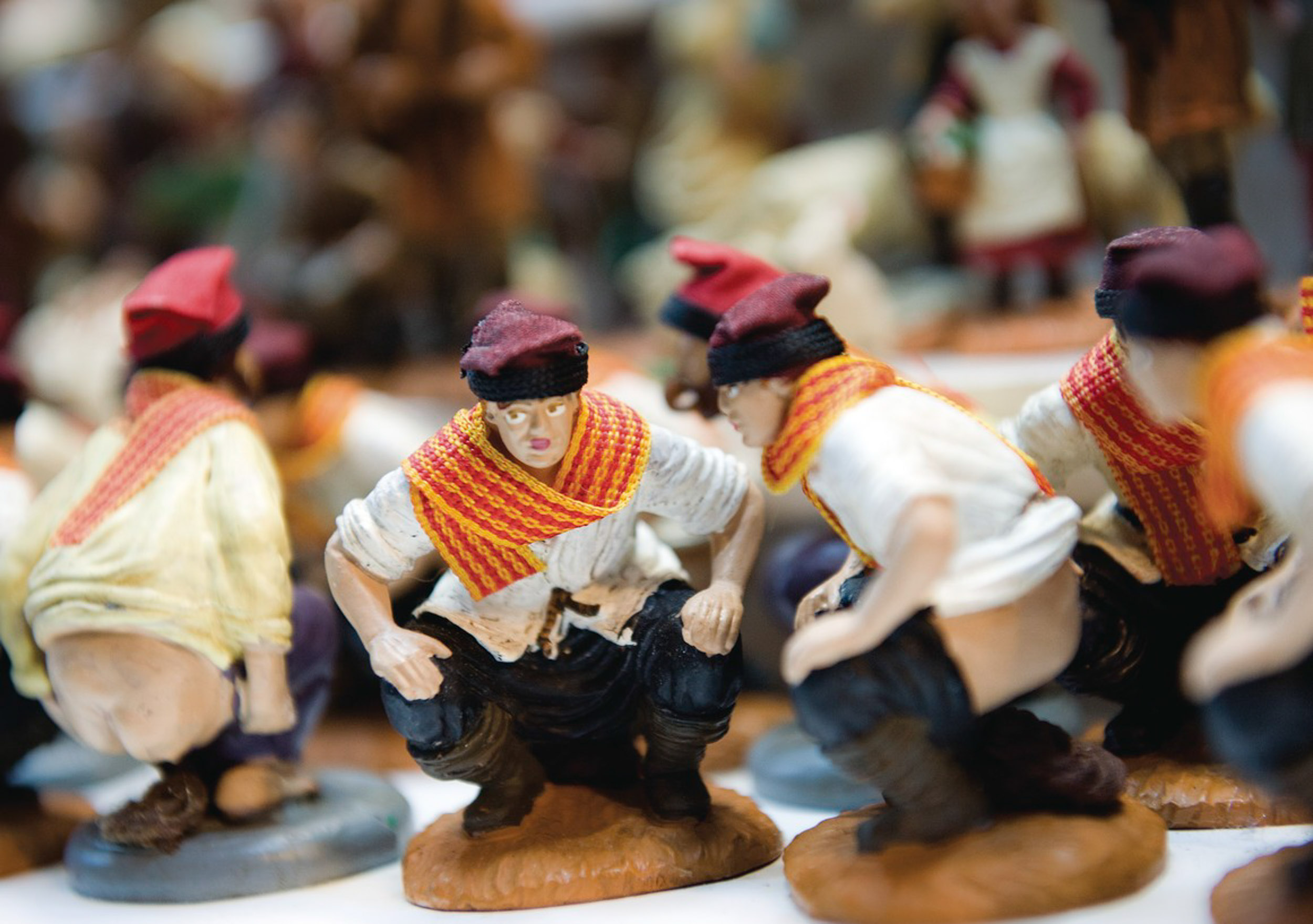Caganer - traditions de Noël en Catalogne