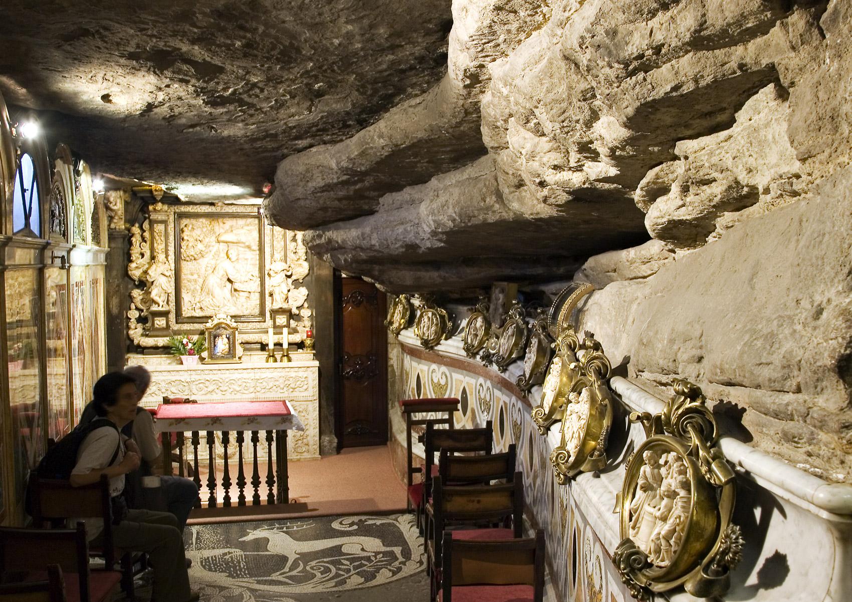 Cave Saint Ignace, Manresa © Juan José Pascual